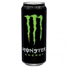 MONSTER ENERGY VERDE 500ml.