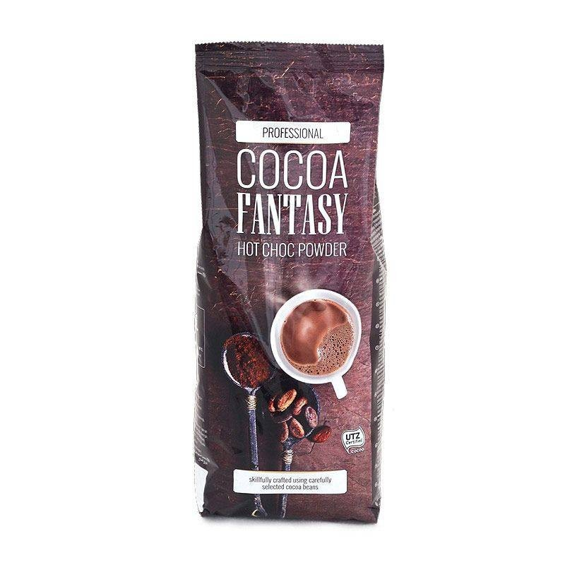 Chocolate COCOA FANTASY de JACOBS, bolsa 1kg