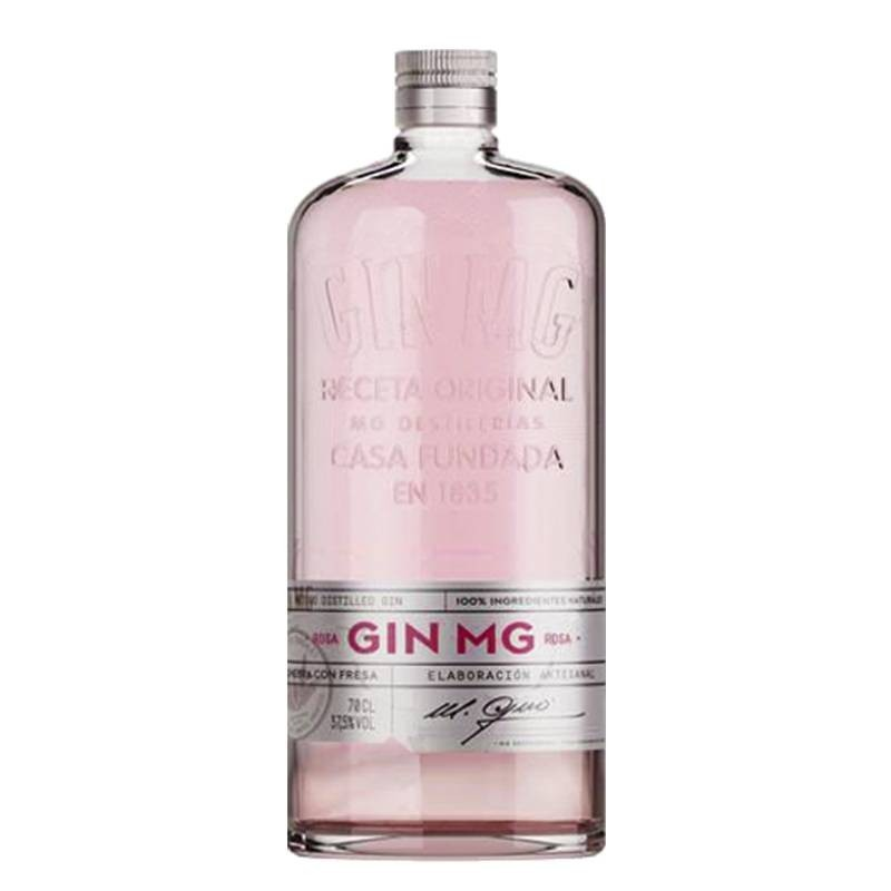 GIN MG ROSA, botella 70cl