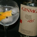GIN MG , botella 70cl
