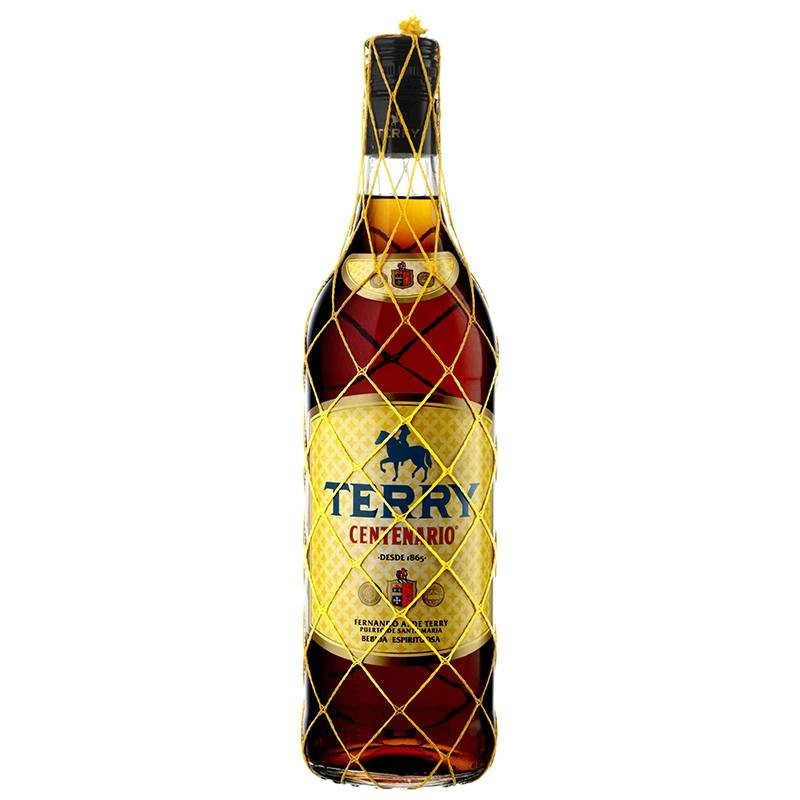TERRY CENTENARIO, Botella Brandy 1l