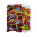 Chicles Melones sabores varios con pica, bolsa 500gr King Regal