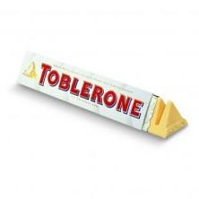 TOBLERONE BLANCO 100 gramos