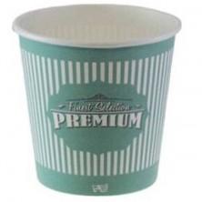 Vasos Premium cartón 4 oz. tamaño espresso, 100 uds
