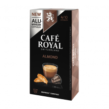 Almendra, Café Royal 10...