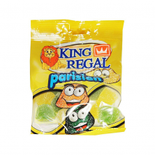 Parisien, Surtido Gominolas , bolsita de 100 gr. King Regal