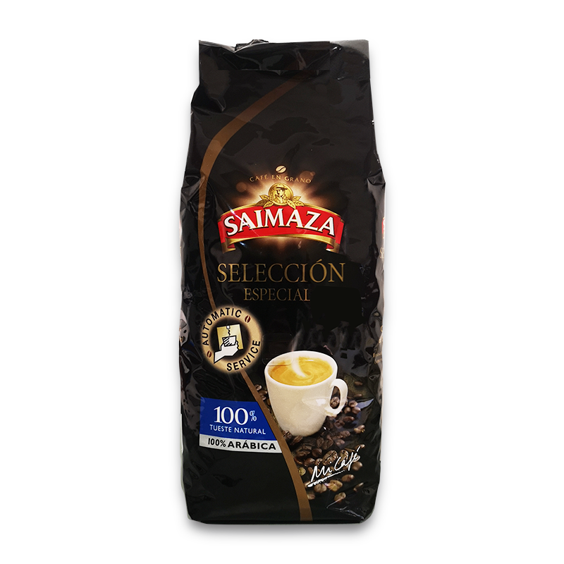 Saimaza Seleccion Especial · 100% Tueste Natural