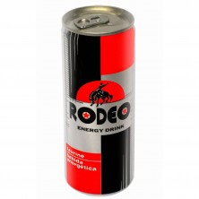 RODEO  ENERGY DRINK, 250 cc