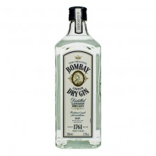 Bombay Original London Dry GIN, ginebra premium 70cl