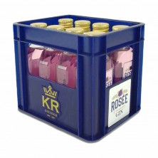 Mini cajón Gin Rosee 8 botellas de 50ml KRDrinks