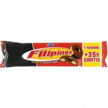 Filipinos chocolate negro Artiach 135 gr