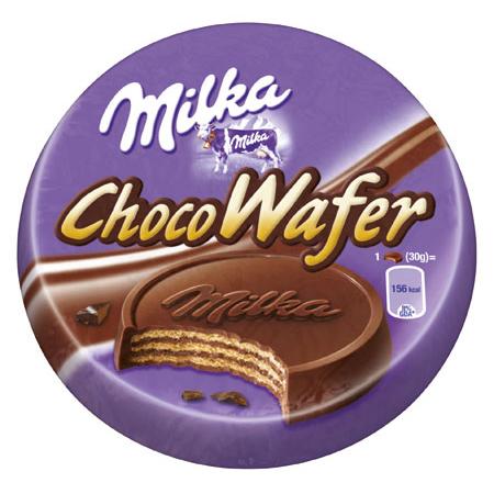 MilkaChocoWafer