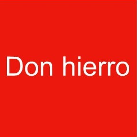 Don Hierro DHO
